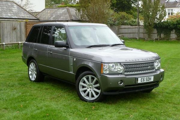 08 Range Rover For Sale Cars For Sale Briskoda