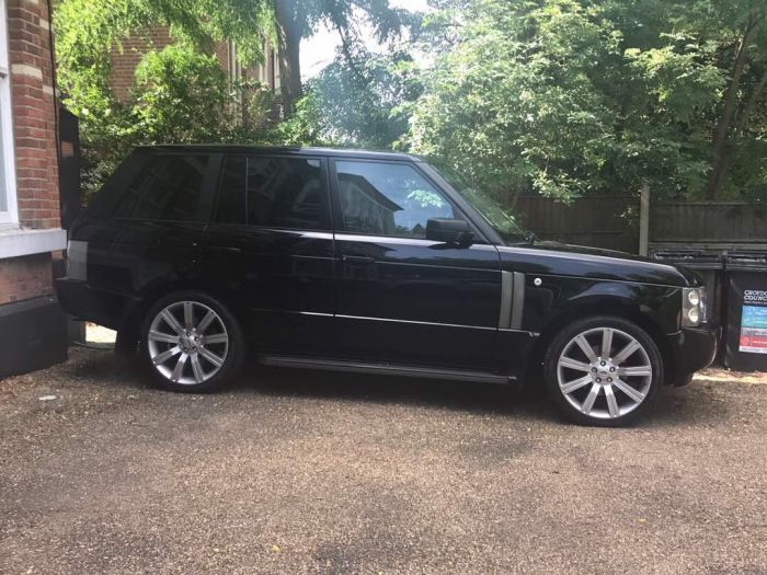 fullfatrr com - View topic - Range Rover L322 2005 height